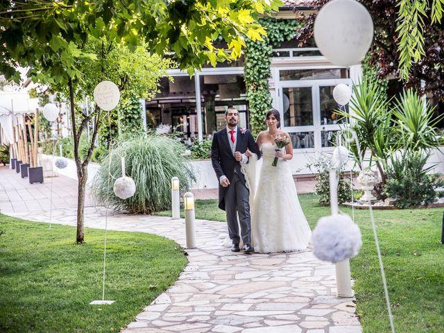 La boda de Jorge y Paloma en Illescas, Toledo 16