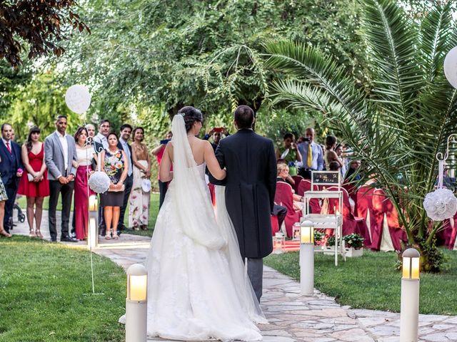 La boda de Jorge y Paloma en Illescas, Toledo 17