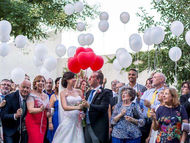 La boda de Jorge y Paloma en Illescas, Toledo 23
