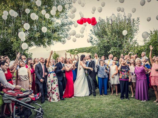 La boda de Jorge y Paloma en Illescas, Toledo 24