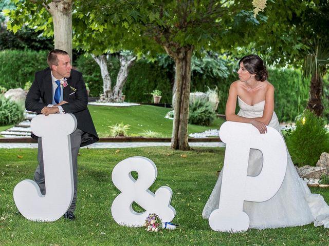 La boda de Jorge y Paloma en Illescas, Toledo 25