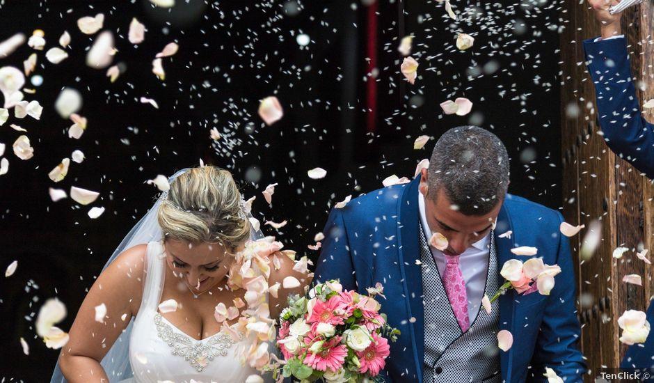 La boda de Juanjo y Carla en Icod, Santa Cruz de Tenerife