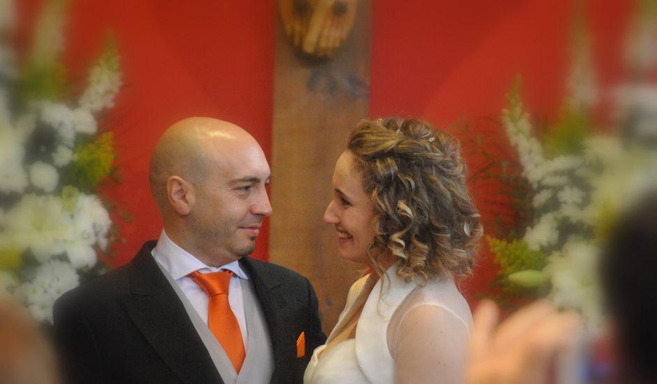La boda de Cristina y Jose Luis en Madrid, Madrid