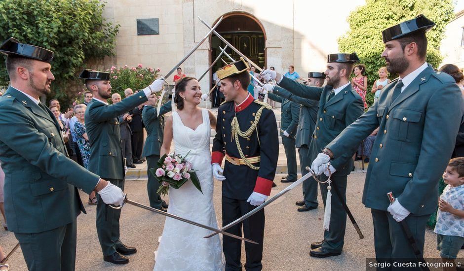 La boda de Victor y Oti en Abengibre, Albacete