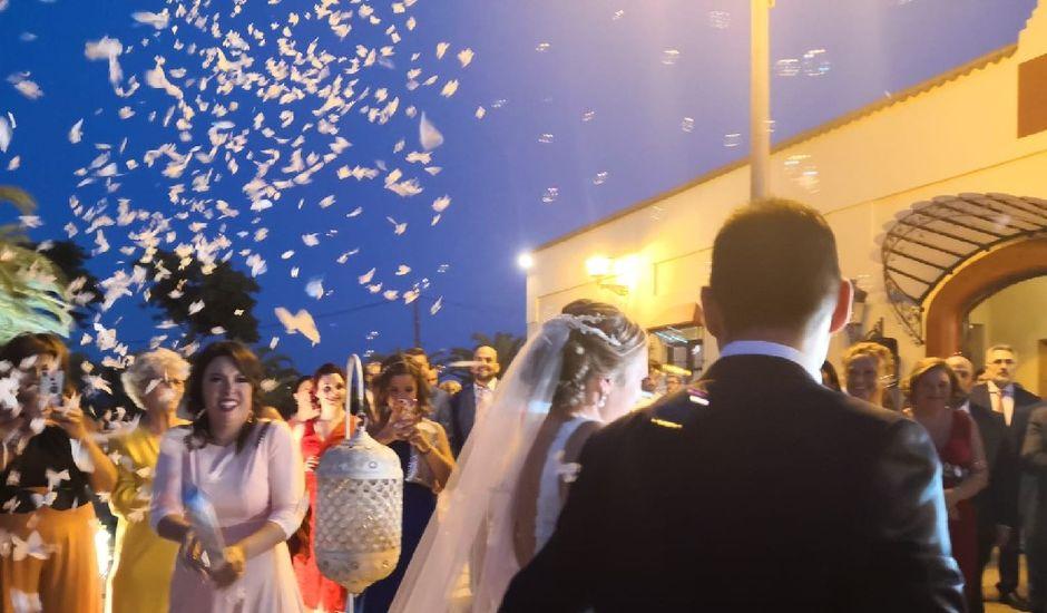 La boda de Ivan  y Cristina en Santiponce, Sevilla