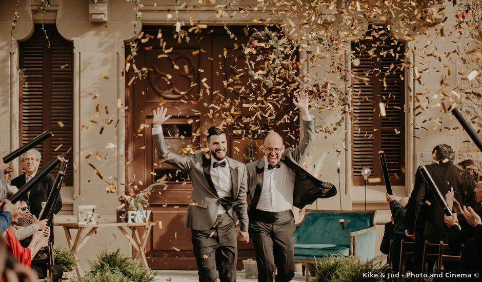 La boda de Luis y David en Gironella, Barcelona