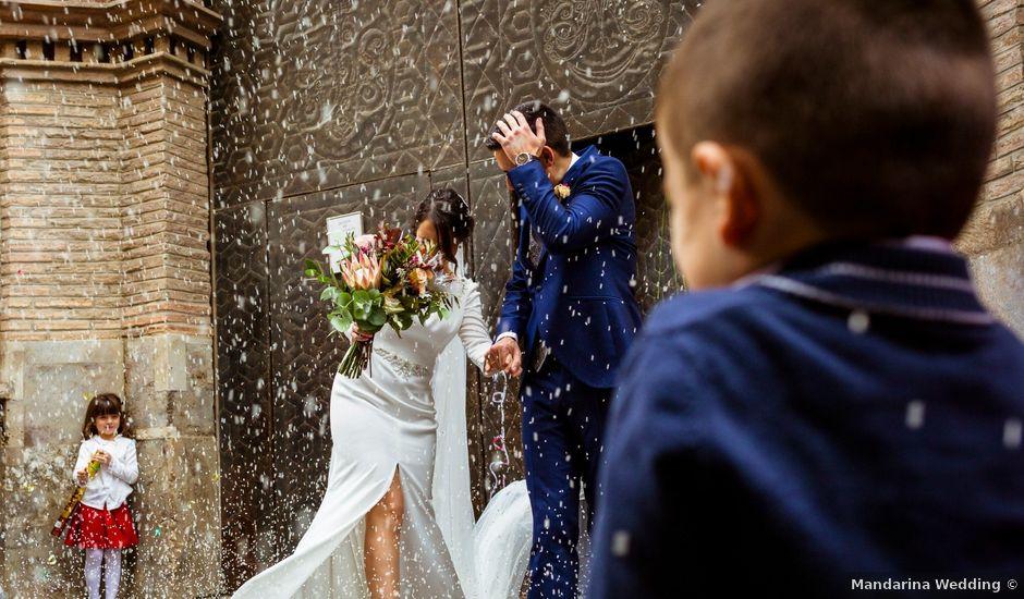 La boda de Fernando y Laura en Zaragoza, Zaragoza