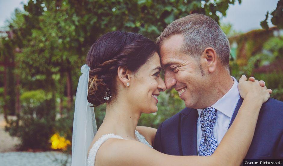 La boda de Tania y Miguel en La Adrada, Ávila