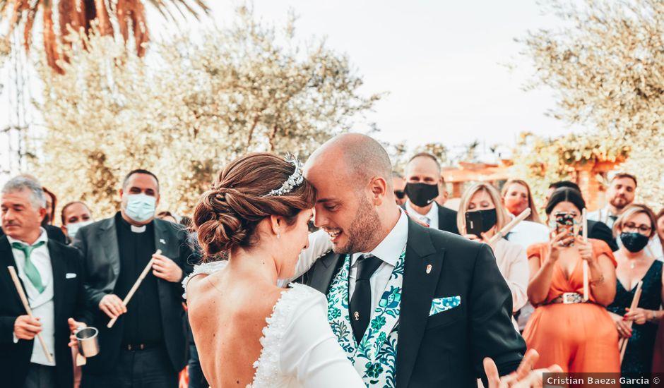 La boda de Laura y Pedro en Granada, Granada