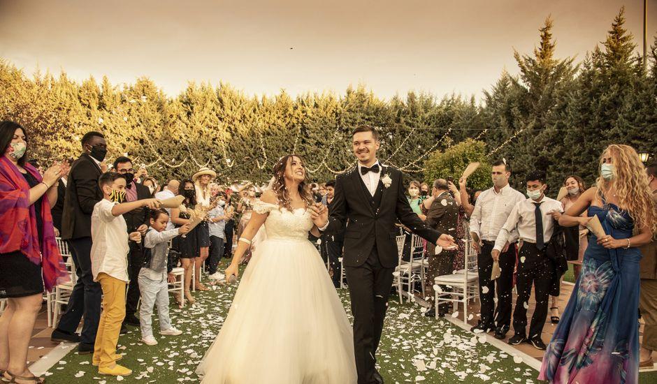 La boda de Elias  y Isa en Villanueva Del Trabuco, Málaga