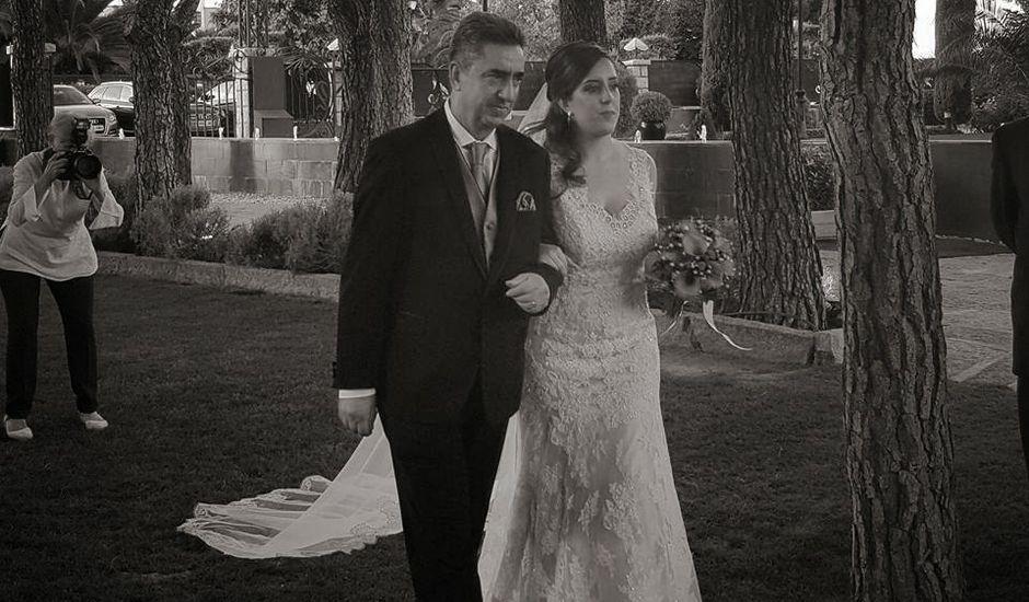 La boda de Sergio y Ana en Griñon, Madrid