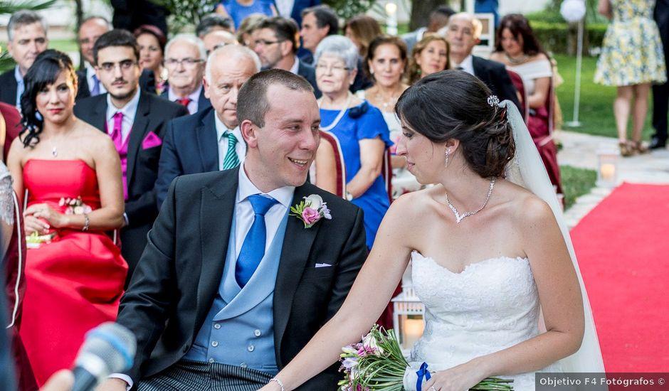 La boda de Jorge y Paloma en Illescas, Toledo