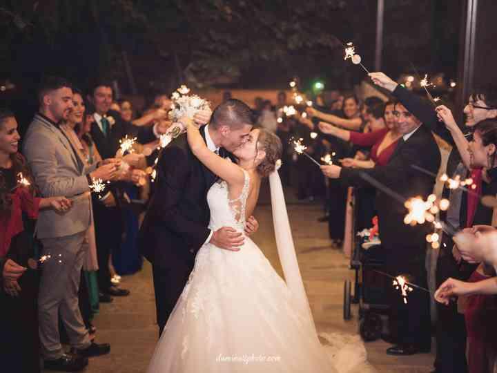 La boda de Patricia y Adrián