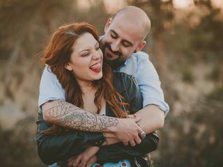 La boda de Viviana y Mario