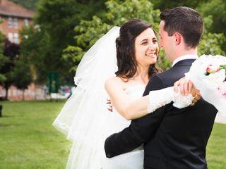 La boda de Vanessa y Juan 2