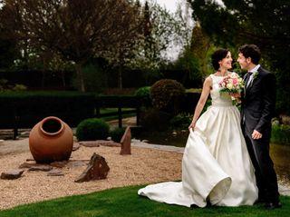La boda de Almudena y David 1