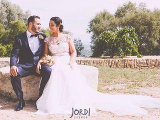 La boda de Lara  y Samper