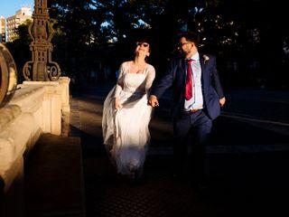 La boda de Weronika y Ramón