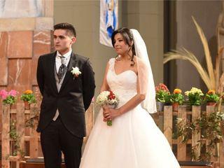 La boda de Paulina y Roger