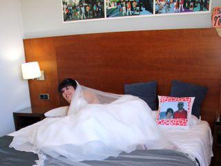 La boda de Amparo  y Miguel Ángel 2