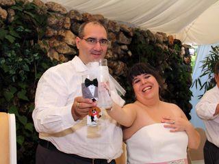 La boda de Amparo  y Miguel Ángel