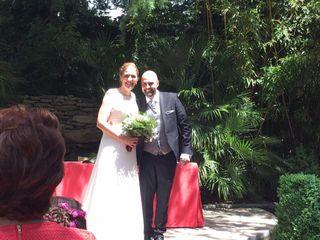 La boda de Estibaliz y David 1