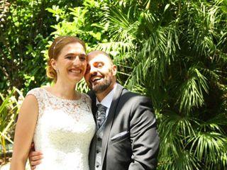 La boda de Estibaliz y David