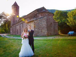 La boda de Erika y Marti