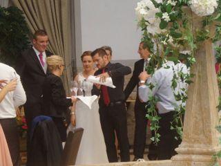 La boda de Sabina y Jordi 1