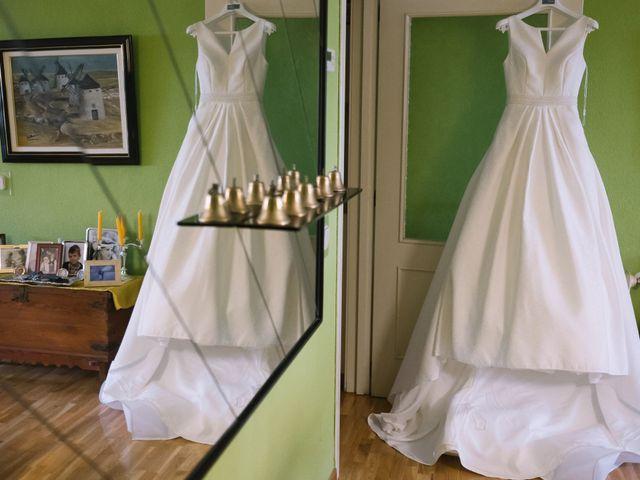 La boda de Daniel y Almudena en Algete, Madrid 6