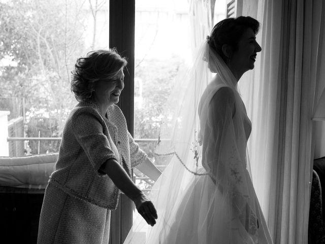 La boda de Daniel y Almudena en Algete, Madrid 13