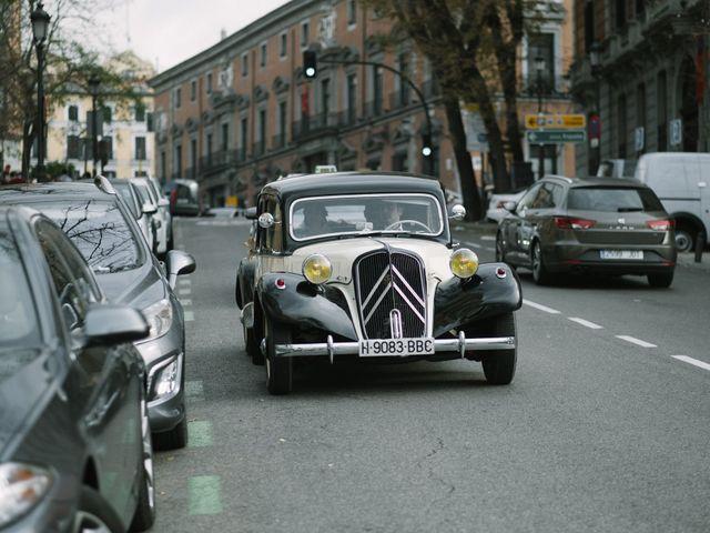 La boda de Daniel y Almudena en Algete, Madrid 17