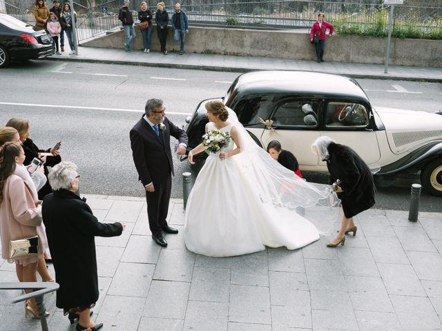 La boda de Daniel y Almudena en Algete, Madrid 18