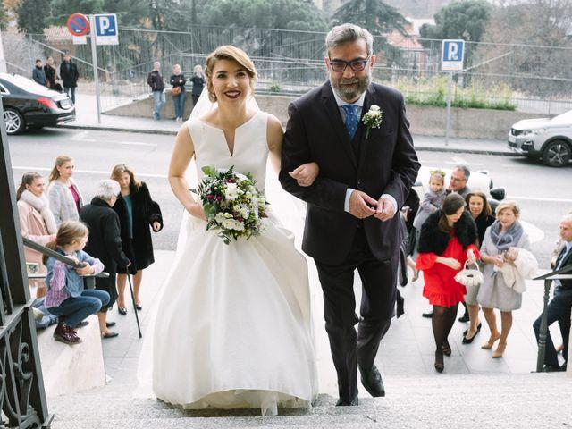 La boda de Daniel y Almudena en Algete, Madrid 19