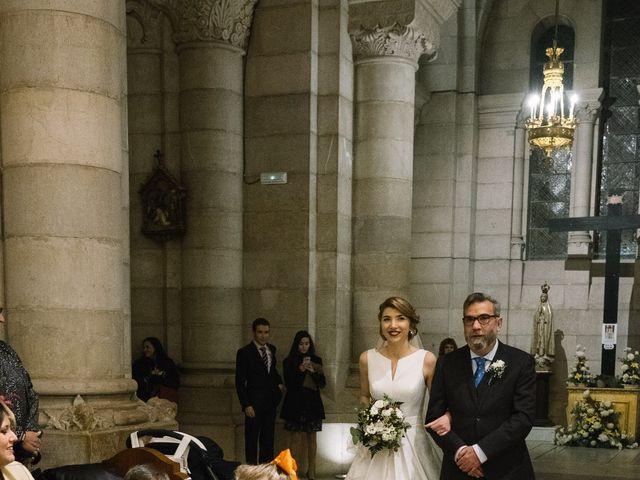 La boda de Daniel y Almudena en Algete, Madrid 20