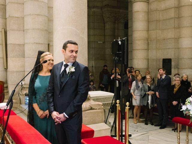 La boda de Daniel y Almudena en Algete, Madrid 21