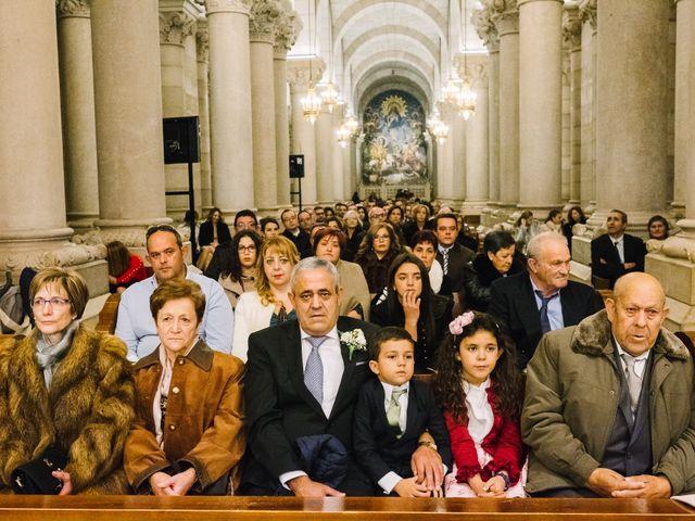 La boda de Daniel y Almudena en Algete, Madrid 22