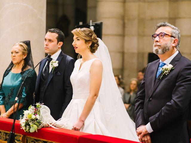 La boda de Daniel y Almudena en Algete, Madrid 23
