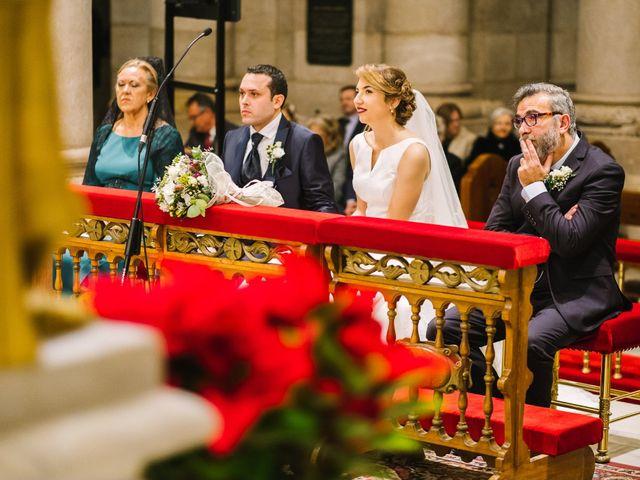La boda de Daniel y Almudena en Algete, Madrid 25