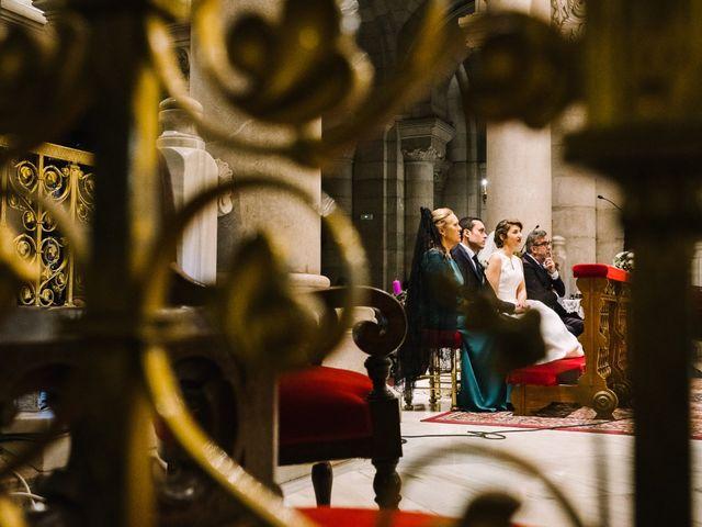 La boda de Daniel y Almudena en Algete, Madrid 26