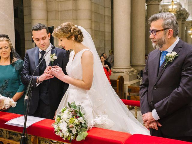 La boda de Daniel y Almudena en Algete, Madrid 27