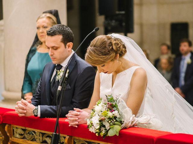 La boda de Daniel y Almudena en Algete, Madrid 30
