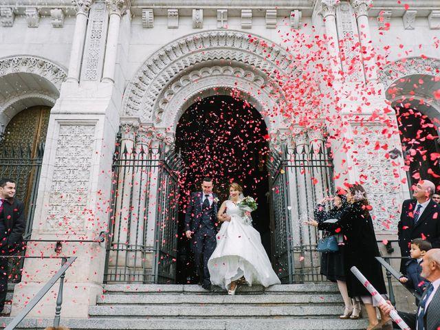 La boda de Daniel y Almudena en Algete, Madrid 31