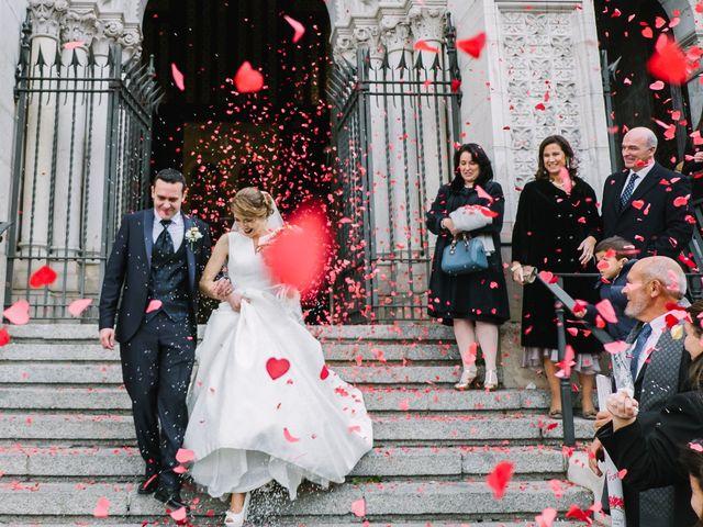 La boda de Daniel y Almudena en Algete, Madrid 32