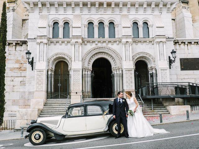 La boda de Daniel y Almudena en Algete, Madrid 34