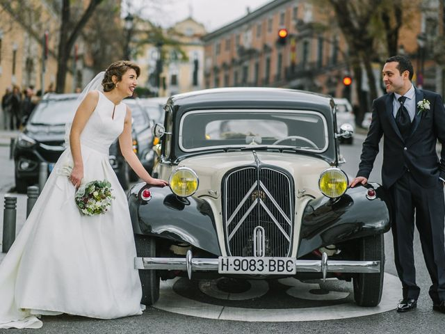 La boda de Daniel y Almudena en Algete, Madrid 36