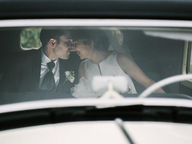 La boda de Daniel y Almudena en Algete, Madrid 38