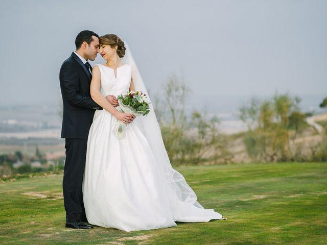La boda de Daniel y Almudena en Algete, Madrid 39