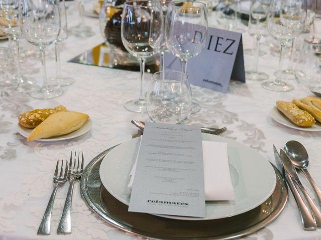 La boda de Daniel y Almudena en Algete, Madrid 43