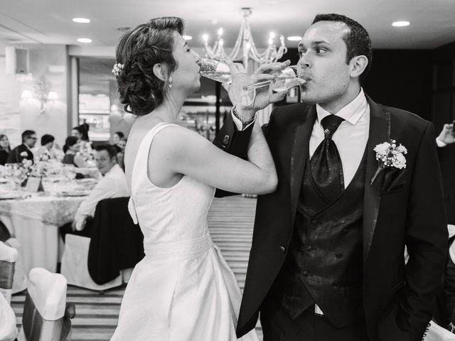 La boda de Daniel y Almudena en Algete, Madrid 44
